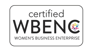 Certified Women's Business Enterprise (WBENC) Logo